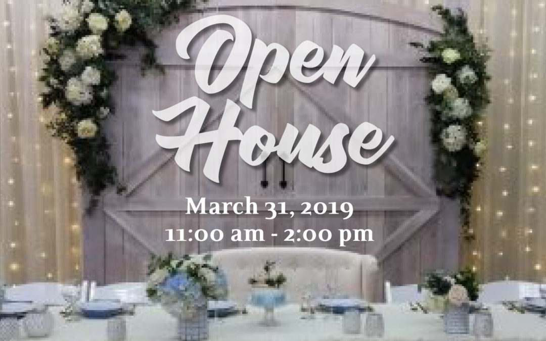 Open House at The Sunshine Event Center