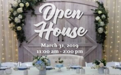 Open House @ The Sunshine Event Center